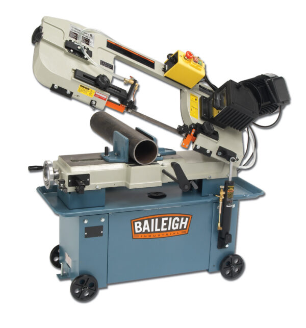 Baileigh BS-712M Metal Cutting Band Saw