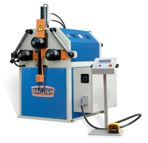 Baileigh R-CNC45 Hydraulic CNC Roll Bender