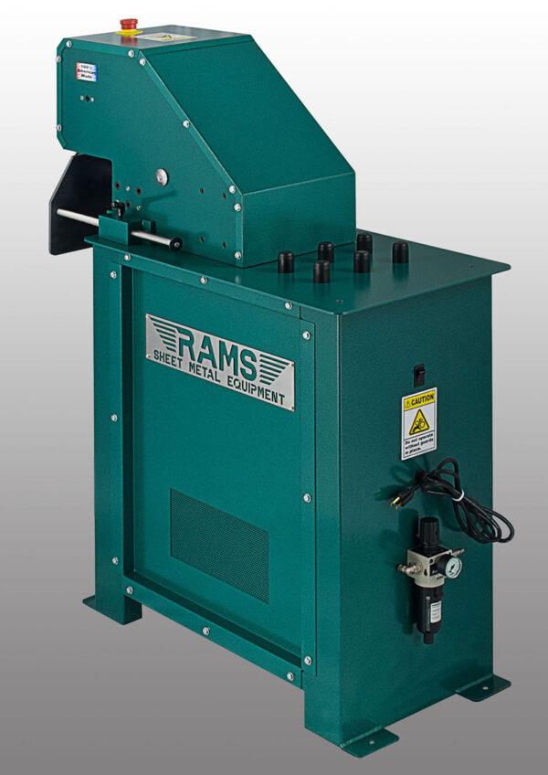 RAMS-2019 14ga Power Rotary Machine
