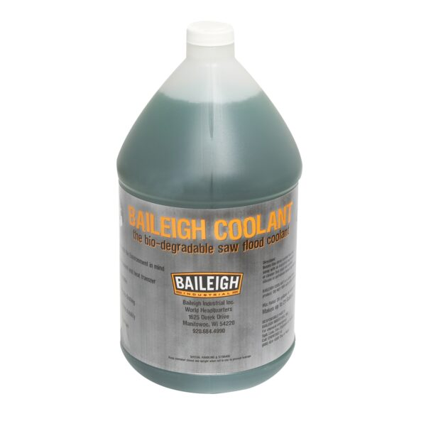 Baileigh 1 US Gallon Saw Coolant