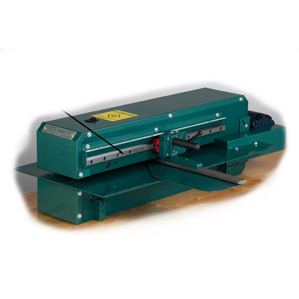 RAMS 2011-T Table Model Slitter