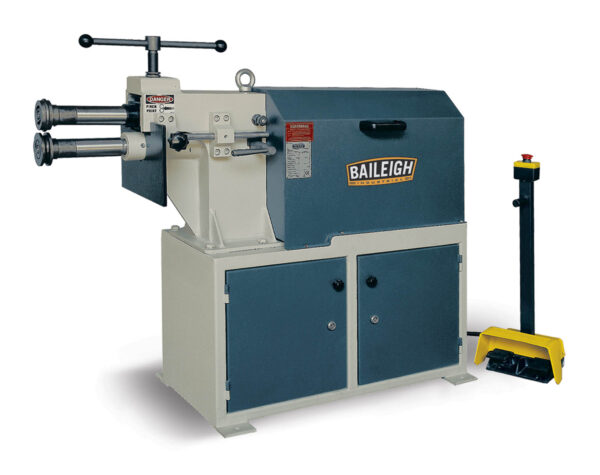 Baileigh BR-12E-10 Heavy Duty Bead Rolling Machine