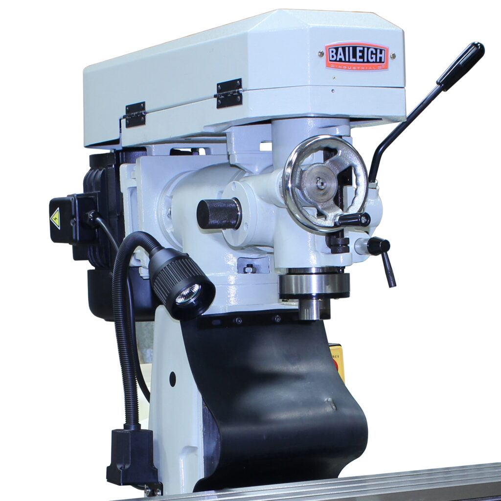 Baileigh VM-626-1 Vertical Milling Machine