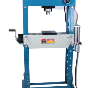 Baileigh HSP-50A Air and Hand Operated H-Frame Press